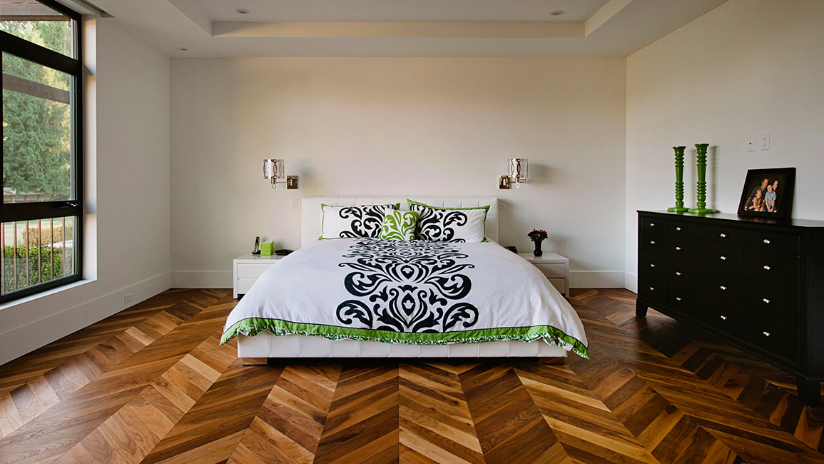 fishbone laminate flooring